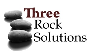 3 ROCK LOGO
