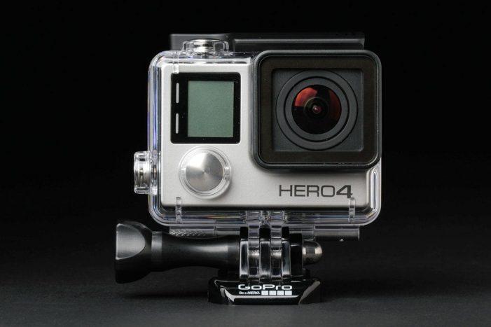 2 GoPro Hero 4 Black